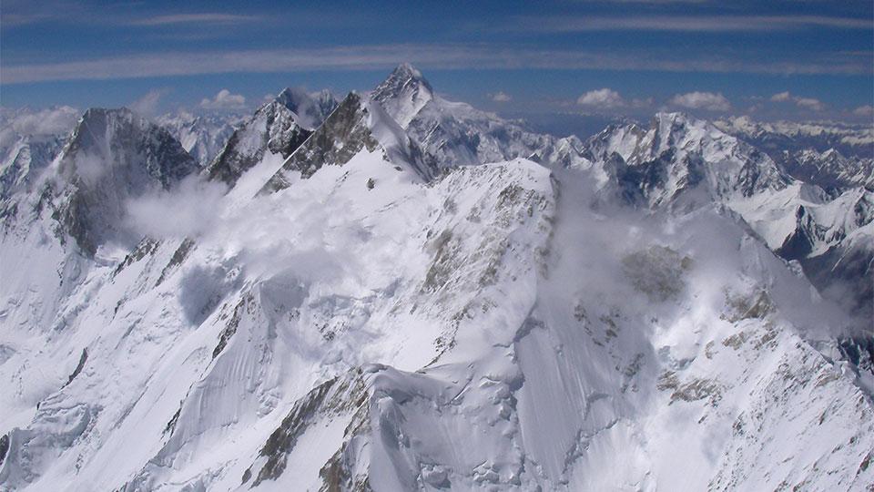 gasherbrum-   is also called 'Hidden peaks'